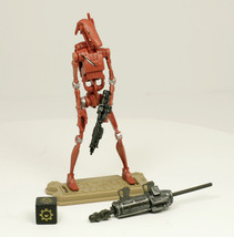 Star Wars Hasbro - Kampf Droid - Film Heroes - MH04 - Locker - $9.98