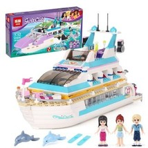 Lepin 01044 Dolphin Cruiser GIRL SERIES Block Set (660Pcs) - $42.00