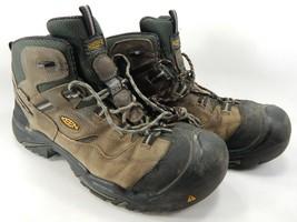 Keen Braddock Mid Top Size: 13 M (D) EU 47 Men's WP Steel Toe Work Boots 1011243