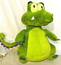 "Disney WHERES MY WATER Swampy 22"" LARGE Plush Doll Jakks 2012 image 3"