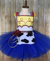 Jessie Toy Story Tutu, Jessie Toy Story Halloween Costume - $45.00+