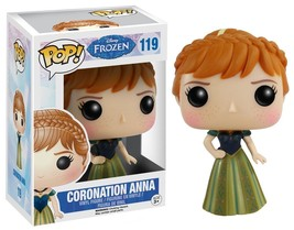 Toy ,- POP - ,Vinyl ,Figure ,- Frozen, - Series 2, - Coronation, Anna,(D... - $18.38