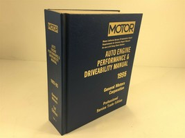 1992-1995 MOTOR Auto Engine Performance & Driveability Manual General Mo... - $124.99