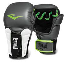 New Everlast Prime MMA Universal Training Gloves Grey L/XL - $44.45