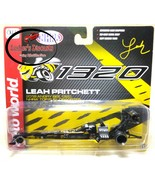 Leah Pritchett 2018 Angry Bee 1320 NHRA Top Fuel Dragster 1:64 Auto World - - $13.85