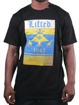 LRG Homme Blanc ou Noir Soulevé Glace Froid Mexicain Bière Crown T-Shirt Nwt