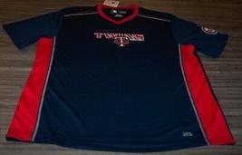 Minnesota Twins Mlb Baseball Stitched Jersey Mens 2XL Xxl New w/ Tag - $39.60