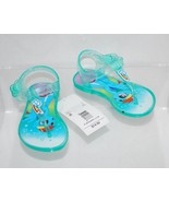 My Little Pony Toddler Girls' Rainbow Dash Jelly Sandals - Turquoise S (... - $7.50