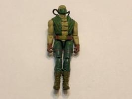2005 G.I. JOE Action Figure Croc Master ( Ref # 4-51 ) - $8.00