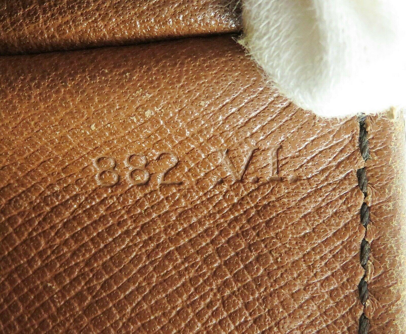 Authentic LOUIS VUITTON Chantilly MM Monogram Canvas Shoulder Bag #33284