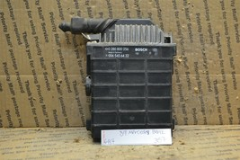 1989 Mercedes 300E Engine Control Unit ECU 0065456432 Module 357-6B7 - $27.69