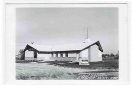 Evangelical Free Church Waseca Minnesota RPPC real photo postcard - $7.43