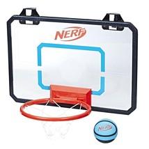 Nerf Sports Nerfoop PRO SERIES Basketball & Hoop Set Hasbro Licensed NIB... - $49.95