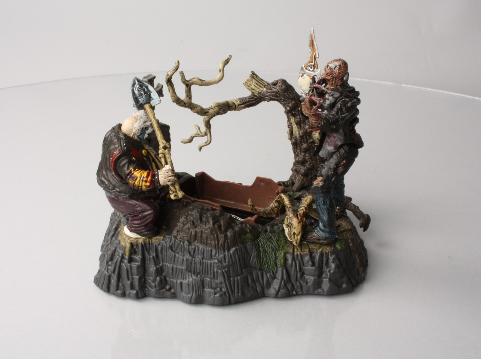 Mcfarlane Toys Spawn Graveyard Official Action Figure Toys