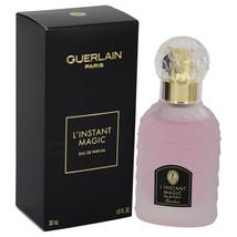 L'instant Magic by Guerlain Eau De Parfum Spray 1 oz for Women - $90.95