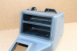 87-94 Daihatsu Charade Gti G102 Center Console Cubby Storage Auto Trans image 4