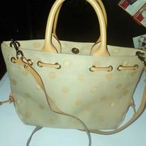 Vintage Dooney & Bourke Signature Handbag Purse Tote - $35.00