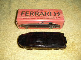 VINTAGE AVON FERRARI '53 empty bottle - $11.87