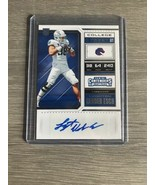 2018 Panini Contenders College Ticket Leighton Vander Esch RC Rookie AUTO - $49.57