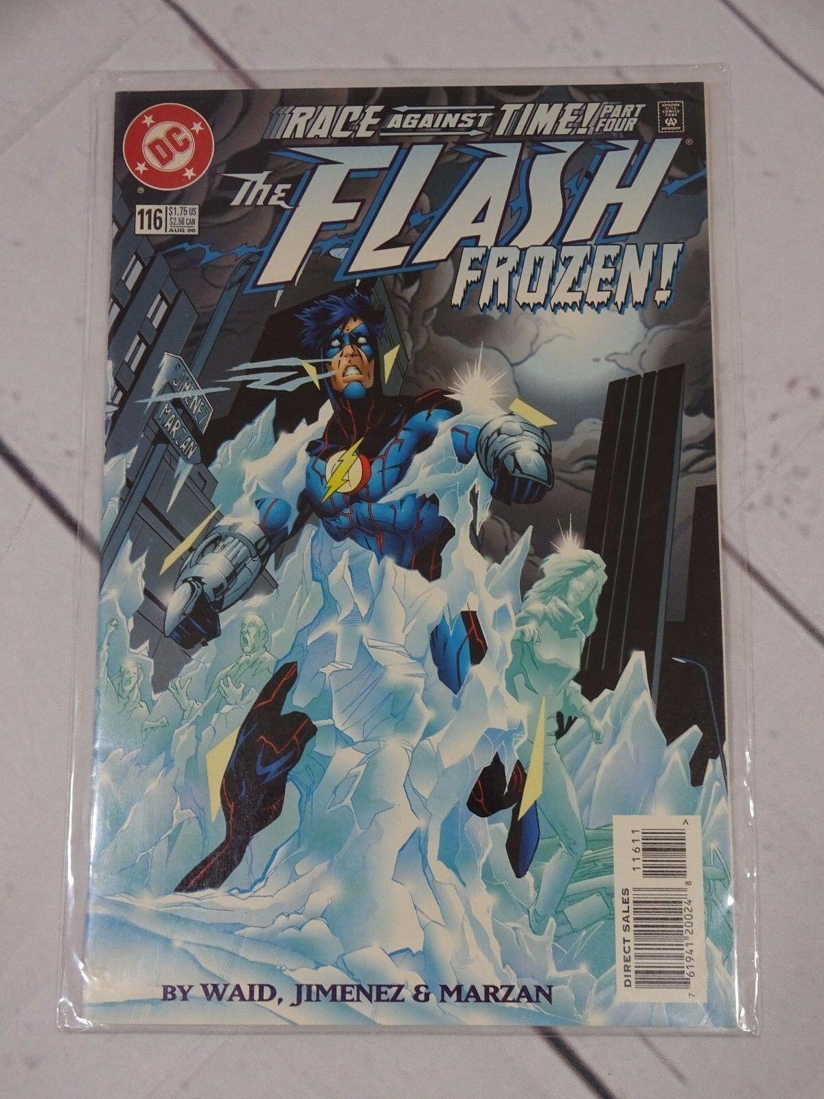 Flash #116 (Aug 1996, DC) COMIC BOOK Bagged - C1089