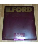 Ilford Multigrade FB Warmtone Fiber Base Paper 8x10 25 Sheets Glossy MGW.1K - $33.24