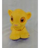 "Fisher Price Amazing Animals Simba Lion King Figure Toy 4"" 2012 - $6.26"