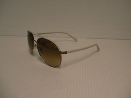 Authentique Tom Ford Lunettes Unisexe Silvano TF112 32N Ivoire Gentil Style - $209.82