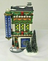 Dept 56 Snow Village Pearlson's Jewelry 30th Anniversary piece - $74.25