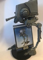 Star Wars: Universe #33 AT-ST Rare Minis Miniatures w card 33/60 - $22.24