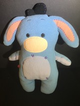 "Eyeore Plush Stuffed Animal Nubby 12"" Baby Walt Disney World Disneyland ... - $9.89"