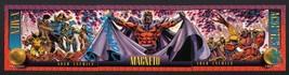 1993 SkyBox Marvel X-Men II Art 3 Card Set SIGNED Brandon Peterson Magneto  - $29.69