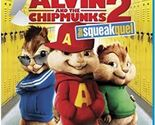Alvin And The Chipmunks 2 [Blu-ray] (2015)