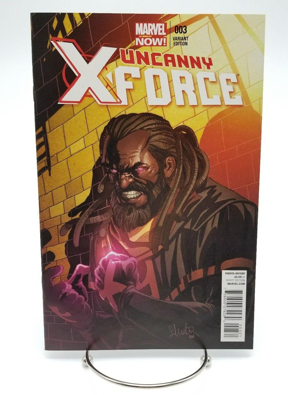 Uncanny X-Force #3 Salvador Larroca Variant NM 1:50 Vol 2 May 2013 Marvel Comics