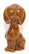 Cocker Spaniel Dog Ceramic Figurine Vintage Medium Size Japan - $11.87