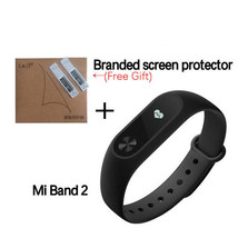 Original Xiaomi Mi band 2 wristband sleep tracker IP67 waterproof smart Mi band - $68.29