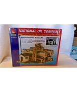 HO Scale Life-Like National Oil Company Building Kit, #433-1331 BNOS - $34.65
