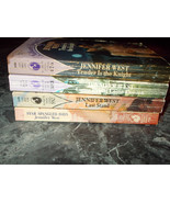 Silhouette Jennifer West lot of 4 contemporary romance paperback - $4.99