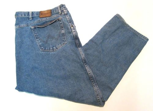 2956fc99 Wrangler Men's Jeans 44 X 32 Medium Wash and 37 similar items