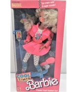 "BARBIE ""COOL TIMES"" DOLL NEW IN PACKAGE - $124.95"