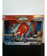 Nerf Assembler Gear Marvel Avengers Iron Man Hasbro Build And Blast Combine - $16.78