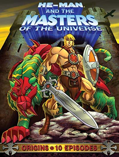 He-Man and the Masters of the Universe: Origins (DVD)