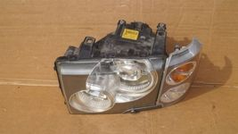03-05 Range Rover L322 Xenon HID Headlight Head Corner Light Lamp Driver Left LH image 5