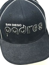 American Needle 1918 San Diego Padres Cooperstown 7 3/4 Fitted Pin Stripe Hat - $29.65