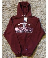 Classic Champion Harvard Business School Hoodie w Embroidered Logo in Sz... - $29.21