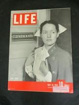 Vintage LIFE Magazine May 26, 1941 Army Nurse, Lt. Catherine M. Hines - $24.07