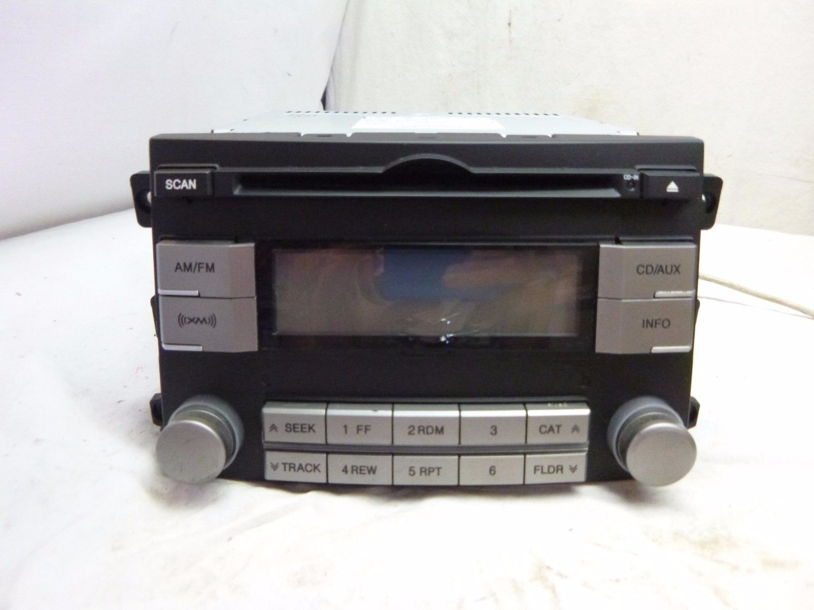 09 10 11 12 Hyundai Veracruz Radio Cd Satellite Player 96120-3J700 AVA541