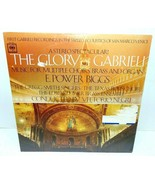 The Glory Of Gabrieli (Music For Multiple Choirs, Brass And Organ) Still... - $0.99
