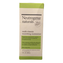 Neutrogena Naturals Multi Vitamin Nourishing Moisturizer 3 Fl. Oz  - $10.15