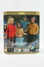 Star Trek Barbie and Ken doll 30th Anniversary collector edition, NIB - $39.99