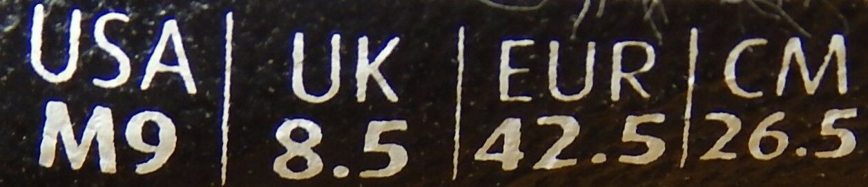 Spenco CVO S1 Taglie Us 9 M (D) Eu 42.5 Uomo Scarpe da Ginnastica